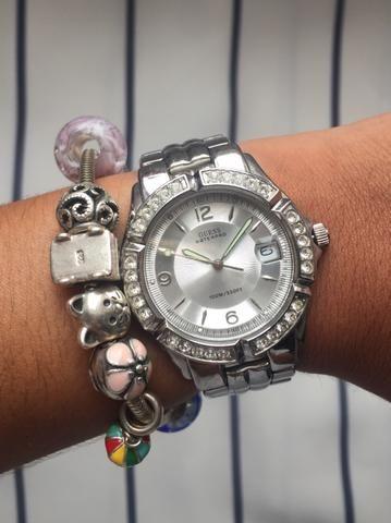 a3efb1f06ad85 Relógio Feminino GUESS - Bijouterias, relógios e acessórios - Guará ...