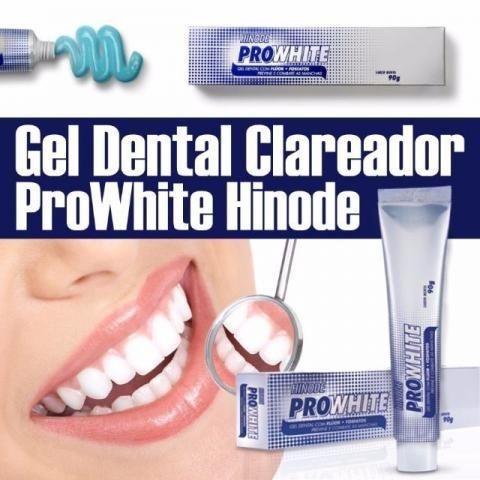 Gel Dental Clareador Hinode Beleza E Saude Leblon Rio De