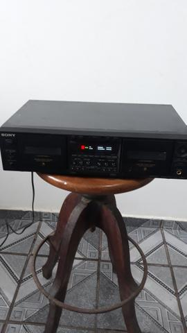 DECK SONY Stereo Cassette Tc we675