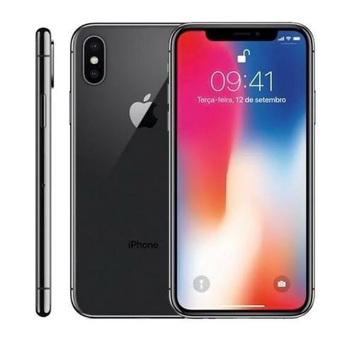 3f033d6a4 IPhone XS Max Apple 64GB Cinza Espacial 4G - Tela 6