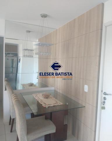 Apartamento à venda com 2 dormitórios em Villaggio laranjeiras, Serra cod:AP00077 - Foto 2