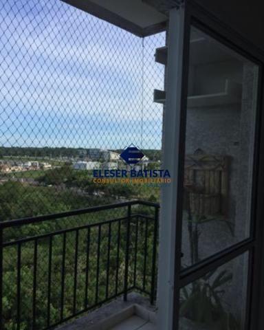 Apartamento à venda com 3 dormitórios em Villagio manguinhos, Serra cod:AP00088 - Foto 12