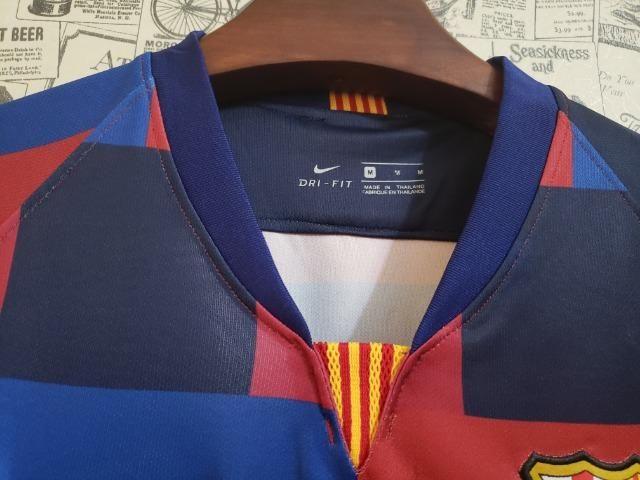 Camisa Barcelona Nike Comemorativa 2019 - Foto 3