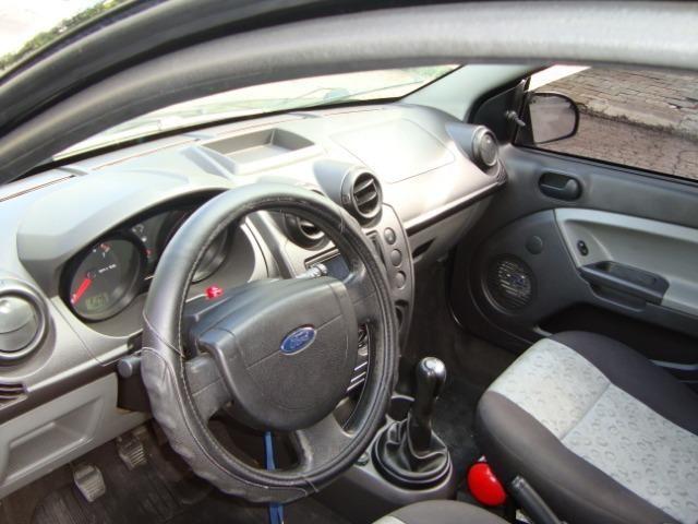 Ford Fiesta class flex 4 portas troco carro mais caro - Foto 10