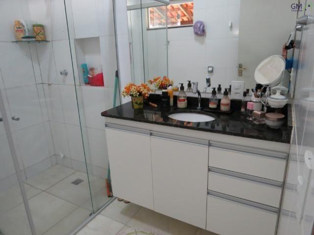 Casa no Condomínio Vivendas Serrana / 03 Quartos / Setor Habitacional Contagem Sobradinho - Foto 4