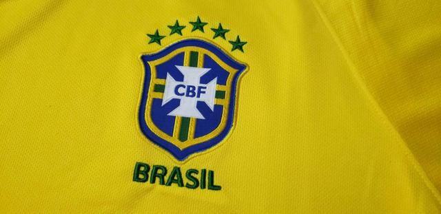 Camisa Brasil Home 2018 / 2019 - Foto 6
