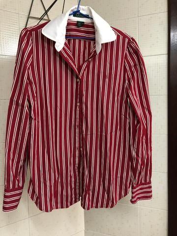 f5bbd92d6e6a4 Camisa social Ralph Lauren tamanho M - Roupas e calçados - Icaraí ...