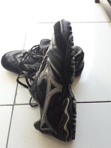 0d8bbd37ac Chuteira society mto confortável pouca usada - Esportes e ginástica ...