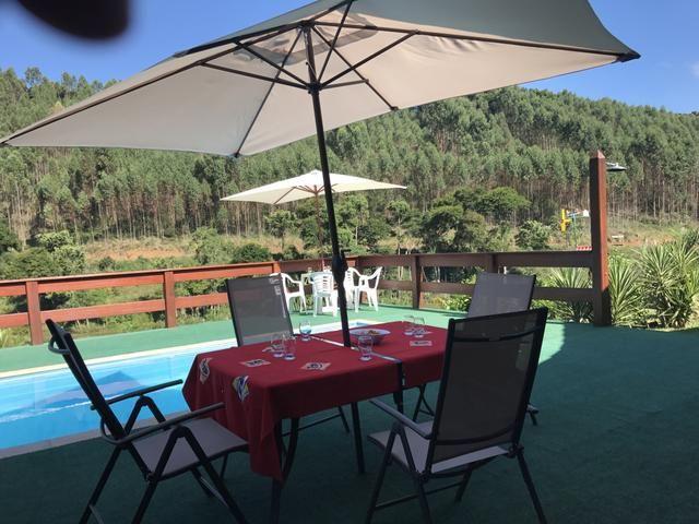 Aluga-se hospedar sítio Granja mirante do vale - próximo a benfica Juiz de Fora - Foto 3