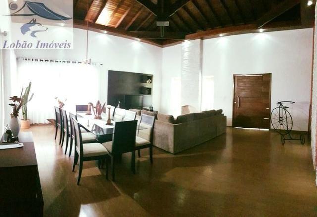 Venda ou Aluguel - Excelente casa no condomínio Casa da Lua em Resende com 4.000 m² - Foto 2