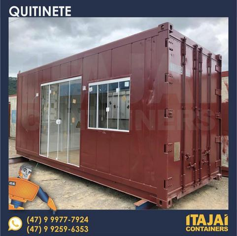 Suíte Container 20 pés (100% Nacioalizado e com NF)