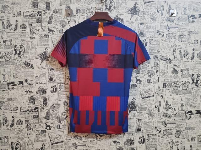 Camisa Barcelona Nike Comemorativa 2019 - Foto 6