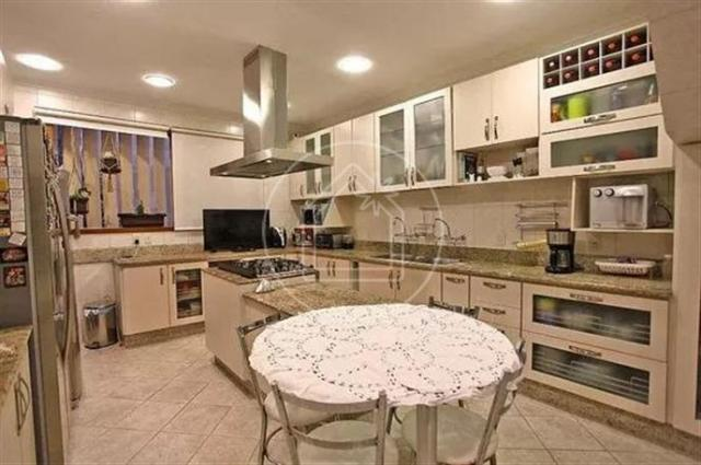 Apartamento à venda com 4 dormitórios em Laranjeiras, Rio de janeiro cod:858138 - Foto 13