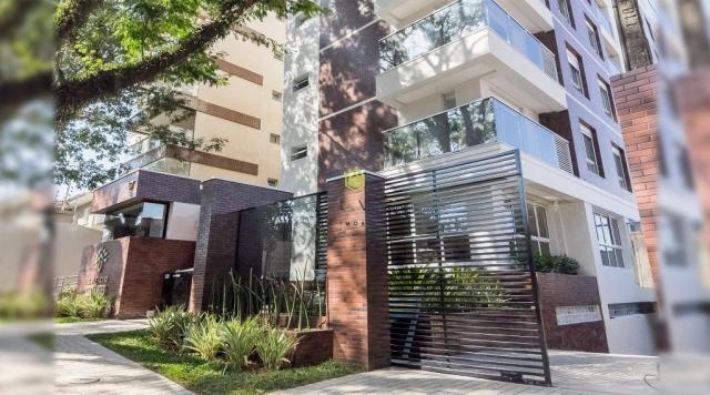 Apartamento com 3 dormitórios à venda, 86 m² por R$ 595.000,00 - São Francisco - Curitiba/ - Foto 3