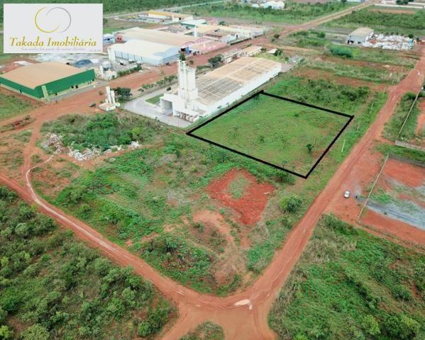 Terreno à venda em Distrito agroindustrial de formosa, Formosa cod:TE00007