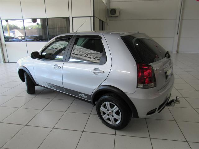 FIAT PALIO 2014/2015 1.0 MPI FIRE WAY 8V FLEX 4P MANUAL - Foto 6
