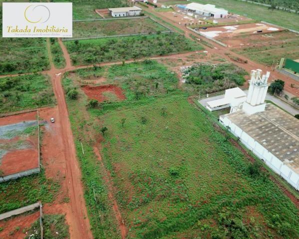 Terreno à venda em Distrito agroindustrial de formosa, Formosa cod:TE00007 - Foto 5