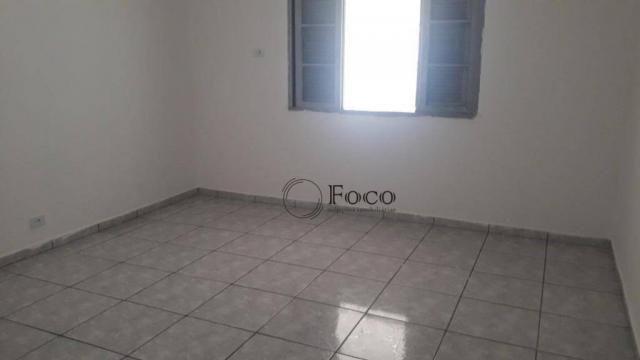 Casa com 2 dormitórios para alugar, 125 m² por R$ 1.100/mês - Parque Jurema - Guarulhos/SP - Foto 14