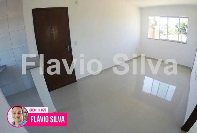 Apartamento Minha Casa Minha Vida de 51m² com 2 Qtos em Caucaia no Parque Potira - Foto 4