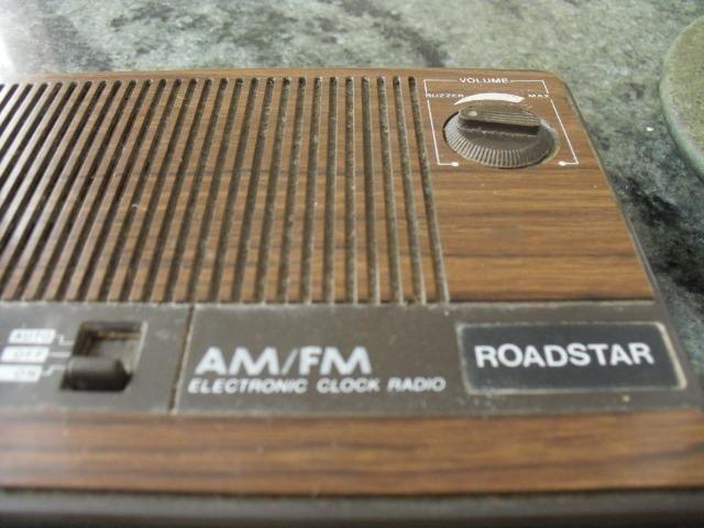 Rádio Relógio Roadstar - Foto 2