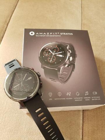 Smartwatch Amazfit Stratos - Relógio Inteligente. Lacrado