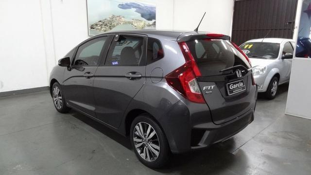 Honda Fit 1.5 16v EX AT (Flex) - Foto 4