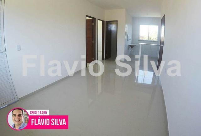 Apartamento Minha Casa Minha Vida de 51m² com 2 Qtos em Caucaia no Parque Potira - Foto 6
