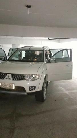 Pajero Dakar Flex 2012, (7Lugares) GNV, A mais econômica 4x4- Oportunidade! - Foto 4