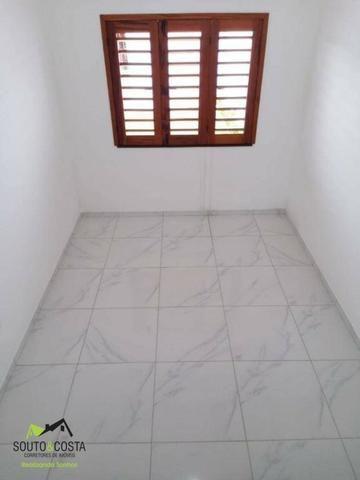 Linda casa com 03 Quartos - Próximo a Fabrica Fortaleza - Foto 4