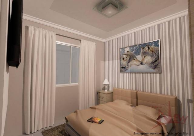 Apartamento 02 quartos em Colombo/PR - Foto 6