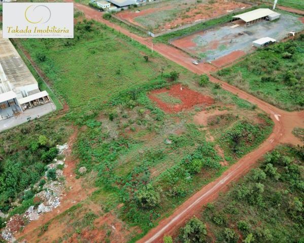 Terreno à venda em Distrito agroindustrial de formosa, Formosa cod:TE00007 - Foto 3
