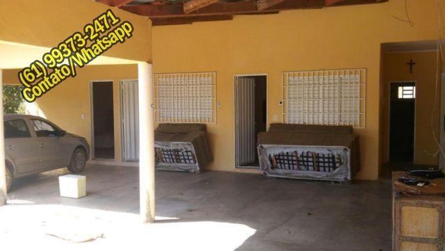 Ótima Casa Mobiliada no Lago de Serra da Mesa, Niquelândia, Goias. Aceita Carro - Foto 4