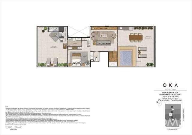 Cobertura com 4 dormitórios à venda, 337 m² por R$ 8.848.000,00 - Lagoa - Rio de Janeiro/R - Foto 3