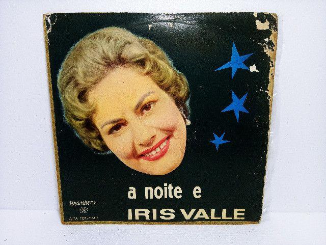 Lp Vinil Iris Valle A Noite E Iris Valle