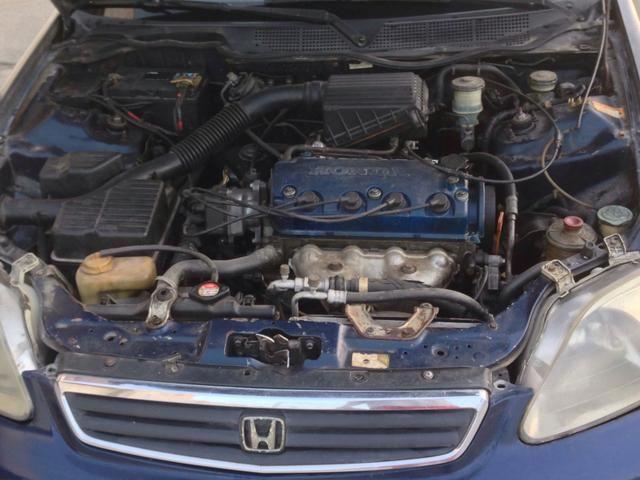 Honda Civic 2000 venda ou troca