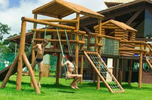 Duplex sendo 3suítes com piscina & deck em condomínio a 20minutos do centro de messejana - Foto 16