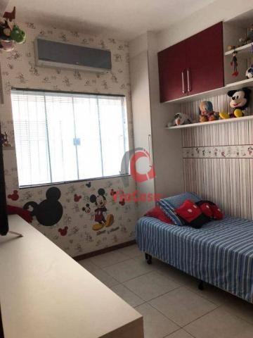 Apartamento com 4 dormitórios à venda, 124 m² por R$ 790.000,00 - Costazul - Rio das Ostra - Foto 19
