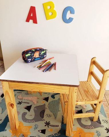 Mesas Infantis e dobrvel  - Foto 2
