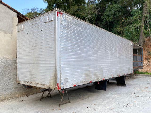 Baú Caminhão Truck