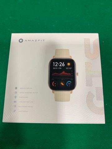 Vendo relógio xiaomi gts NOVO! - Foto 6