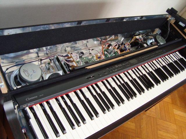 Conserto de piano digital , teclado, orgão eletrônico - Foto 4