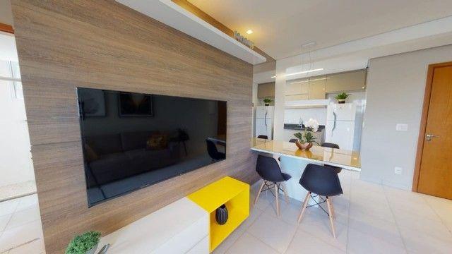 Apartamento de 2 quartos c/ varanda e suite 60m2 - Pampulha - Foto 14