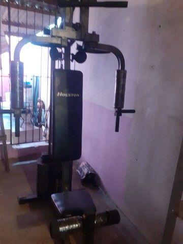 Vendo máquina de musculação  - Foto 2