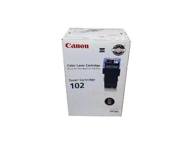 Toner Canon 102 / LBP5960 Black Original Novo