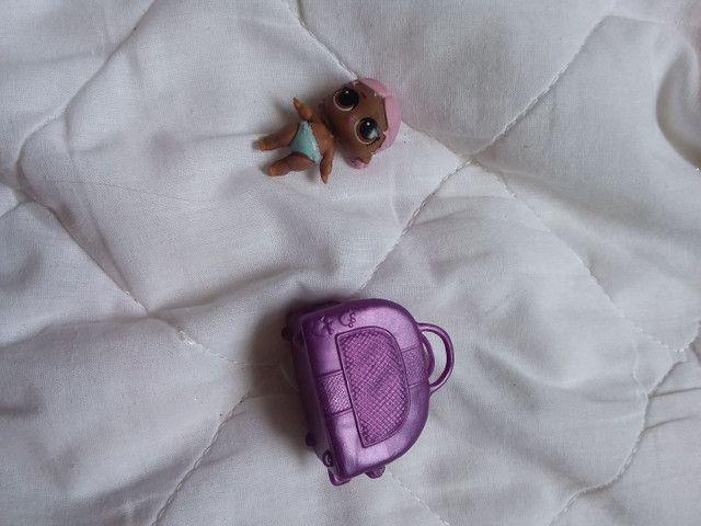 3 Boneca lil sister originais