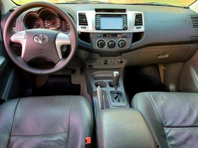 Toyota Hilux SR Automática 4x2 Flex - Foto 7