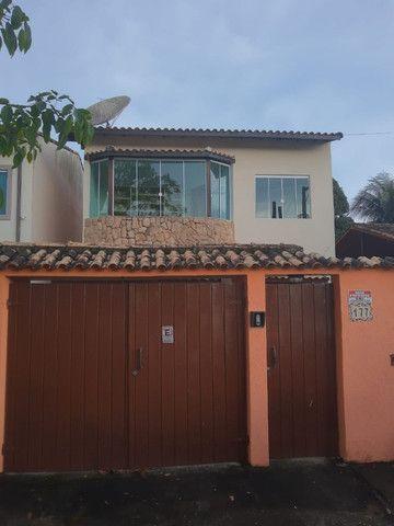 Casa duplex 3 quartos sendo 1 suíte, a venda no bairro Mirante da Lagoa. Macaé - RJ - Foto 4