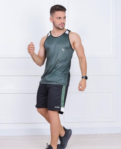 Shorts Dry fit masculino - Foto 2
