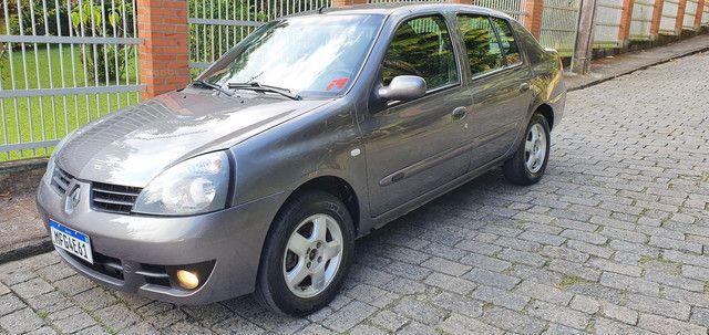 Clio sedan privilege 1.6 completo  - Foto 3