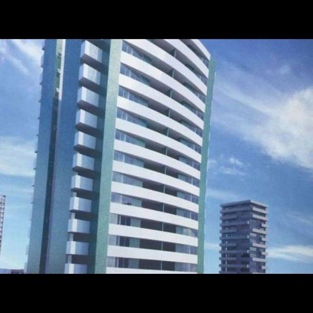 Excelente apartamento em prédio com infraestrutura completa - Foto 3